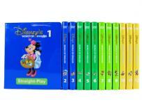 DWE ディズニーワールドイングリッシュ ストレートプレイ DVD 2015年 英語 教材