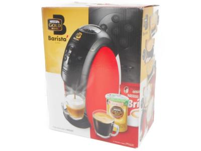 Nestle ネスレ Nescafe GOLD BREND バリスタ PM9631PW コーヒーメーカー エスプレッソマシン ピュアホワイト
