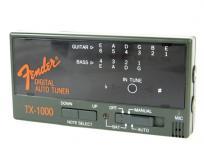 Fender フェンダー TX-1000 DIGITAL AUTO TUNER チューナー ギター ベース 楽器 機材 チューニング