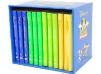 DWE ディズニーワールドイングリッシュ BASIC ABCs+ DVD 12巻 2004年頃