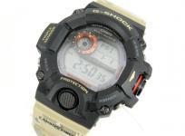 CASIO G-SHOCK FROGMAN GW-9400 DCJ-1JF 時計 メンズ タフソーラー