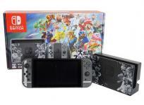 Nintendo Switch ニンテンドー スイッチ 大乱闘スマッシュブラザーズ スペシャル スマブラ ゲーム機 本体