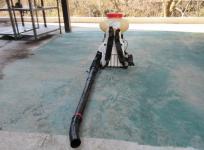 田植応援セール宮崎県発 kubota クボタ 背負い式動力散布機 MD3020K 農機具 部品取り 修理必要品