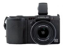 訳あり RICOH Caplio GX100 VF KIT コンデジ カメラ VF-1 付
