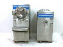 FMI ハイパートロン パステライザー HTP-30 バッチフリーザー HTF-360 アイスクリーム 200V キャスター付き