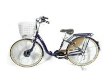 BRBRIDGESTONE ブリヂストン 6DB49 フロンティアDX 電動自転車 26インチ 大型の買取