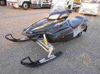 大阪市交野市発 YAMAHA ヤマハ スノーモービル RX-1 リバース セル式 水冷4スト アルミ製 一発始動 直