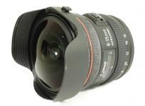 CANON EF 8-15mm F4 L フィッシュアイ USM 魚眼 レンズ カメラ