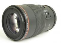 Canon EF 100 F2.8 L マクロ IS USM レンズ カメラ 光学機器