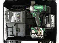 HiKOKI WR14DBDL2 充電式 コードレスインパクトレンチ 工具