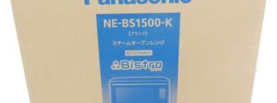 Panasonic パナソニック NE-BS1500-K スチーム オーブンレンジ 家電