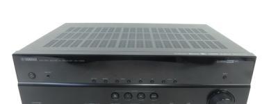 YAMAHA ヤマハ RX-V483 AVレシーバー アンプ オーディオ 音響 Bluetooth オーディオ 機器