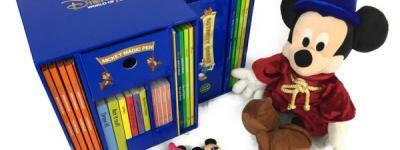 DWE ミッキーマジックペン アドベンチャーセット こども 英語 教材 ディズニー ワールド イングリッシュ 2017年度版