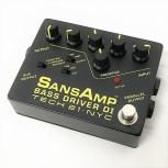 SANSAMP BASS DRIVER DI TECH21 NYC ベース プリアンプ エフェクター サンズアンプ