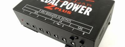 VooDoo LAB PEDAL POWER 2 PLUS パワーサプライユニット