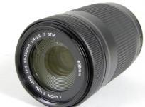 Canon EF-S 55-250mm 4-5.6 IS STM 一眼レフ カメラ レンズ