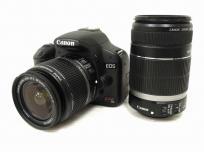 Canon EOS Kiss X3 EFS 18-55mm 55-250mm ダブルズームキット 一眼カメラ キヤノン