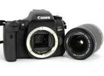 Canon EOS 8000D レンズ EF-S 18-55mm 3.5-5.6 IS STM レンズセット 一眼レフ カメラ