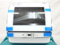 AQUA ADW-GM1 ホワイト 食器洗い機 送風 乾燥機能 家電 大型