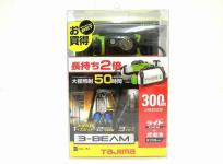 TAJIMA LE-U301-SP2 タジマ ぺタLED ヘッドライト 5700mAh バッテリー セット