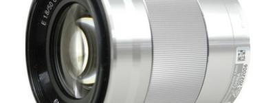 SONY ソニー E 50mm F1.8 OSS SEL50F18 カメラ レンズ 単焦点 中望遠 一眼レフ