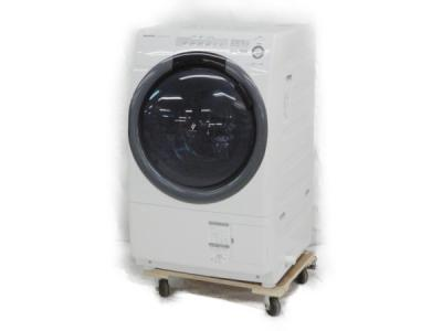 SHARP シャープ ES-S7C-WL ドラム式 洗濯機 7kg 18年製 家電 大型