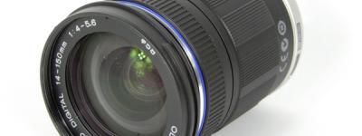 OLYMPUS M.ZUIKO DIGITAL ED 14-150mm F4.0-5.6 マイクロフォーサーズマウント レンズ