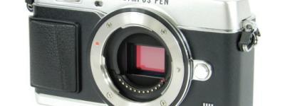 OLYMPUS オリンパス PEN E-P5 ボディ ミラーレス一眼 カメラ