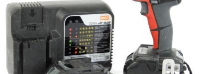 MAX マックス インパクトドライバー PJ-ID152 PJ-91188 ブラック 電動工具