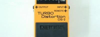 BOSS ボス Turbo Distortion DS-2 エフェクター