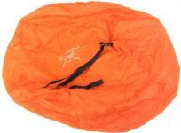 ARCTERYX パックシェルター S ポリエステル オレンジ系 スモールサイズ