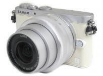 Panasonic パナソニック LUMIX GM レンズキット DMC-GM1K-W デジタル カメラ ホワイト