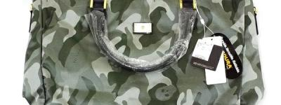 MARK & LONA マーク アンド ロナ ML-ZY30 Signature Camo Tote Bag バック