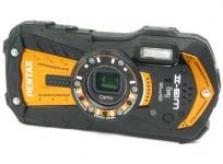 リコー PENTAX Optio WG-2 GPS シャイニーオレンジ デジタル コンパクト カメラ