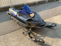 ヤマハ YAMAHA スノーモービル ブラック系 VT500 500cc Venture 雪山 冬雪対策 直