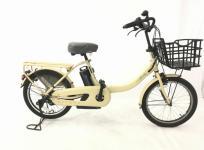 YAMAHA PAS Babby パスバビー PA20BXLR 電動自転車 ヤマハ 大型の買取
