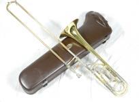 YAMAHA ヤマハ Xeno ゼノ テナー バス トロンボーン YSL882UII ハードケース マウスピース 付 金管楽器 吹奏楽