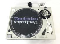 Technics SL-1200MK3D S ターンテーブル レコードプレーヤー オーディオ 音響 機材 テクニクス