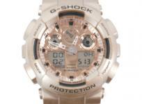CASIO カシオ G-SHOCK 5081 GA-100GD 腕時計 クレイジー ゴールド