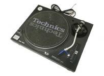 Technics SL-1200MK5 ターンテーブル レコードプレーヤー 音響機材 オーディオ機器 音楽鑑賞