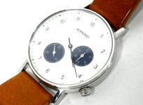 コモノ KOMONO KOM-W4000 ワルサー キャメル 時計 メンズ 腕時計