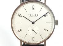 NOMOS Tangent ノモス タンジェント デイト 38mm TN1B1W2L 手巻き腕時計 メンズ