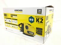 ケルヒャー K2 サイレント 30周年記念モデル 静音 50/60Hz共用 高圧洗浄機