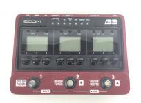 ZOOM B3 ベース用エフェクト アンプシミュレーター