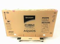 SHARP AQUOS 4T-C60AJ1 4K 液晶 テレビ TV アクオス シャープ 大型
