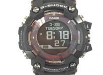 CASIO G-SHOCK カシオ Gショック マスター オブ G レンジマン GPR-B1000-1BJR 電波ソーラー GPSナビゲーション メンズ