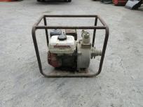 宮崎県発 ホンダ WB20X エンジンポンプ 3.5馬力 農機具