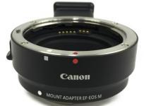 Canon キャノン MOUNT ADAPTER EF-EOS M 変換アダプター カメラ 周辺機器