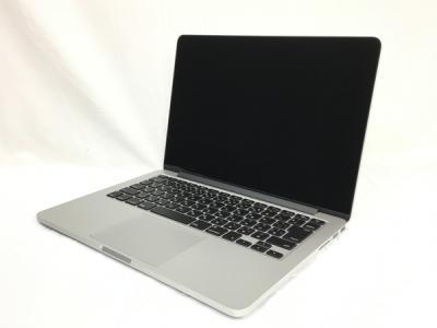 Apple アップル MacBook Pro MF839J/A ノートPC 13.3型 Corei5/8GB/SSD:128GB