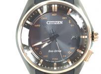 CITIZEN シチズン エコドライブ Bluetooth スマートウォッチ 腕時計 BZ4006-01 ユニセックス